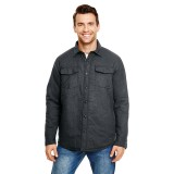 Men's Quilted Flannel Jacket