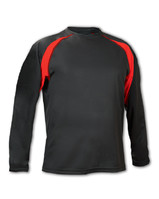 Youth Aggression Long Sleeve Athletic Shirt