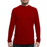 Gold Soft Touch Long Sleeve T-Shirt