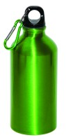 500 ml (16 oz.) Aluminum Water Bottle With Carabineer