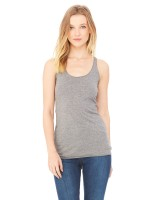 Tri Blend Racer Back Ladies' Tank