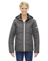 Ladies Avant Tech Mélange Insulated Jacket