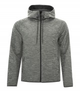 Dry Tech Fleece Full Zip Hooded Jacket
