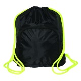 Fleet Footer Drawstring Backpack