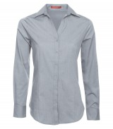 Textured Ladies' Woven Shirt