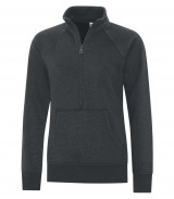 EsActive Vintage 1/2 Zip Ladies' Sweatshirt