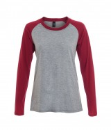 Women's Raglan Long Sleeve T-Shirt