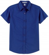 Ladies' Short Sleeve Easy Care Shirt