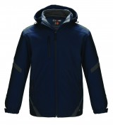 Youth Insulated Colour Contrast Softshell Jacket