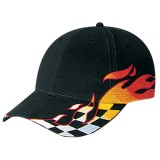 Constructed Contour Grand Prix Flame Style