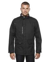 Uptown Three-Layer City Textured Soft Shell Jacket