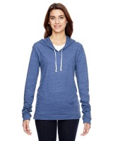 Ladies' Eco Jersey Triblend Classic Pullover Hoodie
