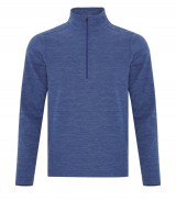Dynamic Heather Fleece 1/2 Zip Sweatshirt