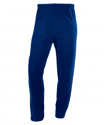 Dri-Power Adult Closed-Bottom Fleece Pant
