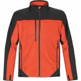 Men's Hybrid Fleece Softshell