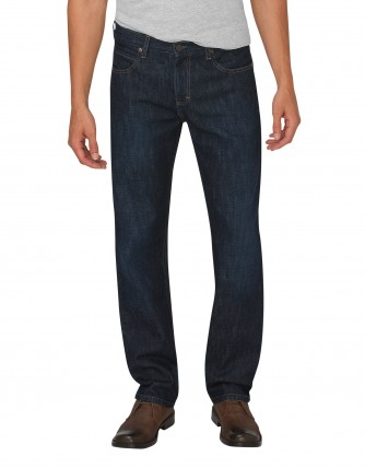 Regular Fit Straight 5-Pocket Jean