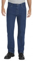Flex Regular Fit Straight Leg 5-Pocket Denim Jean