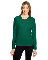 Ladies' Zone Performance Long-Sleeve T-Shirt