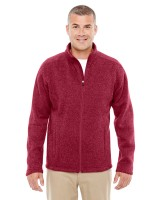 Men's Bristol Full Zip Sweater Fleece Jacket