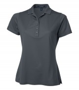 Snag Resistant Contrast Stitch Ladies Sport Shirt