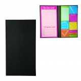 Manager Notebook with 500 Sticky Notes