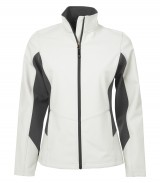 Everyday Colour Block Soft Shell Ladies' Jacket