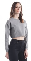 Ladies' Crop Sweatshirt