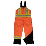 Insulated Safety Overall - Waterproof