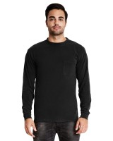 Adult Power Long Sleeve Pocket Crew