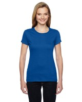 Ladies' Sofspun Jersey Junior Crew T-Shirt