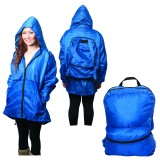 The Amazon Backpack Rain Coat