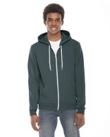 Unisex Flex Fleece Zip Hooded Sweatshirt