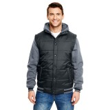 Men's Sleeved Puffer Vest