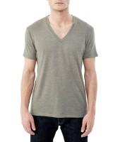 Men's Eco Jersey Triblend Boss V-Neck T-Shirt