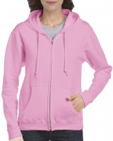 Junior Fit Full Zip Hoody