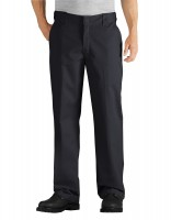 Flex Relaxed Fit Straight Leg Twill Comfort Waist Pant