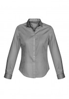 Ladies Dalton Long Sleeve Shirt