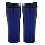 Metallic Tumbler - 18oz