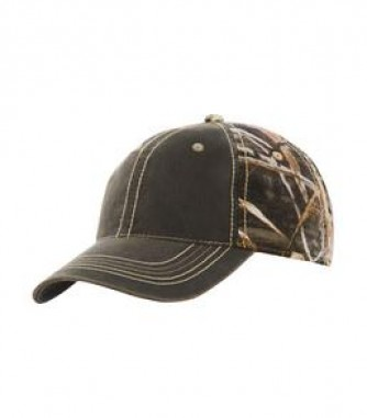 Realtree Pigment Dyed Camouflage Cap