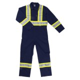 Unlined Safety Coverall