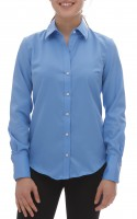 Calvin Klein Ladies Non-Iron Dobby Blouse