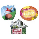 "1/16"" Fabric Surface Stock Shape Mouse Pad"
