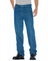 Relaxed Fit 5-Pocket Jean