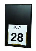 Daily Date Wall Calendar Board