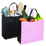 Non Woven Two Colour Tote