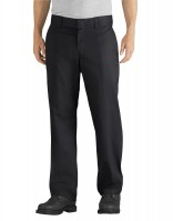 Flex Relaxed Fit Straight Leg Twill Work Pant