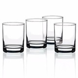 Double Old-Fashioned - Set of 4 - 14oz. each