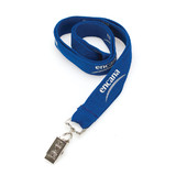 Deluxe Flat Lace Lanyards - 3/4""