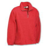 Youth Quarter Zip Highland Thermal Fleece Pullover