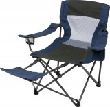 Foldable Chair With Foot Rest